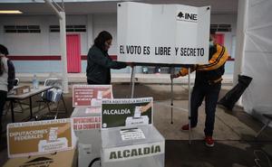 Inicia el cierre de casillas en las entidades; arranca conteo de voto