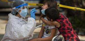 Uruguay suma 3,841 casos nuevos y 57 muertes por la COVID-19