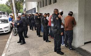 Detienen a 15 sujetos por disturbios durante jornada electoral
