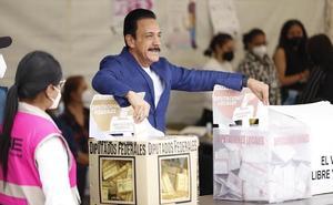 Gobernador de Hidalgo hace llamado a respetar resultados