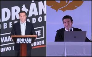 De la Garza y Samuel García se declaran ganadores en Nuevo León
