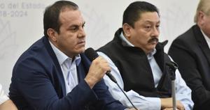 Cuauhtémoc Blanco reporta saldo blanco en elecciones de Morelos