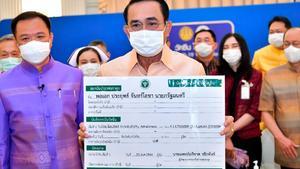 Tailandia comienza su campaña de vacunación masiva con AstraZeneca