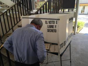 Finaliza jornada electoral sin denuncias ante la FEPADE