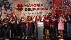Morena se declara ganador en 12 gubernaturas del país