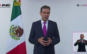 Califica INE de 'exitosa' e histórica jornada electoral que vivió México