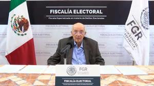 Fiscalía Electoral recibió más de 2 mil quejas, solo 12 son denuncias