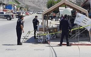 Emboscan y asesinan a 5 personas que organizaban jornada electoral
