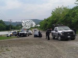 Detienen a comandante policiacoen Veracruz, por compra de votos