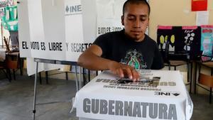 Virtuales ganadores en elecciones a gubernaturas en conteo del PREP