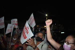 Candidata del PRI en Monclova esperará resultados de elección