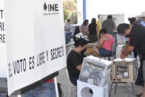 Así terminaron resultados de las elecciones en Monclova; PAN mantuvo 555 votos de ventaja