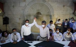 Adelanta Morena en 10 de 10 diputaciones federales en Oaxaca