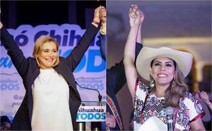 Maru Campos y Evelyn Salgado se llevan Chihuahua y Guerrero
