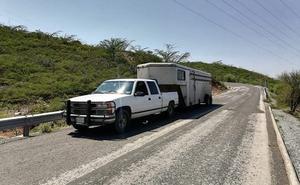 Rescatan a 96 migrantes abandonados en un remolque en Hidalgo