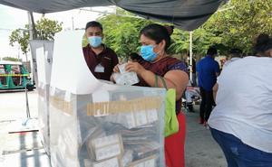 Indaga Fiscalía de Oaxaca 112 delitos electorales