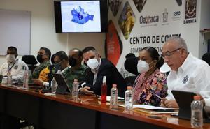 Pide Murat que protección a candidatos en Oaxaca continúe