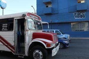 Revisión de taxis y ruta intermunicipal en Frontera no pueden ser juntas