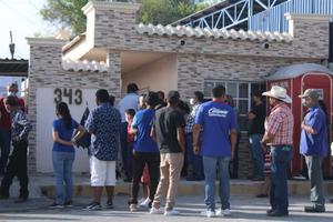 Hubo tres detenidos en la jornadaelectoral