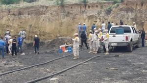 Podrían rescatar a  los tres mineros en las próximas horas