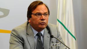 Ministro uruguayo de Transporte y Obras Públicas, internado tras una caída