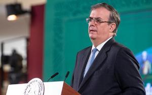 Marcelo Ebrard: 'En próximos días llegará vacuna de Johnson & Johnson'