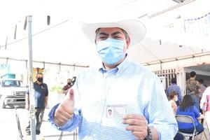 Retoma Alfredo Paredes trabajo en Presidencia de Monclova