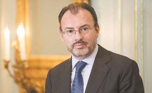Luis Videgaray va por impugnar sanción de la Función Pública
