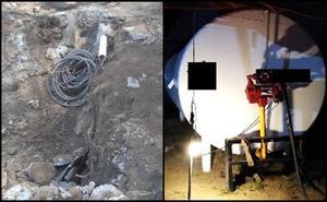 Aseguran toma clandestina y 4 mil litros de combustible en Hidalgo