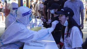 Cantón registra 8 contagios locales entre los 16 nuevos casos en China