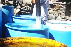 Se quejan más de 40 familias de 'El Roble'; no tienen agua