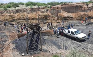 Recuperan cuerpo de quinto trabajador en mina de Múzquiz