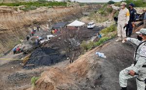 AMLO: Seguimos pendientes del rescate de mineros en Múzquiz