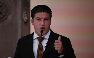 Samuel García: Ofrece tomar en cuenta planes y propuestas de contrincantes