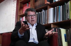 Ricardo Monreal busca tejer acuerdos ante escenario poselectoral