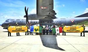 Dona México ventiladores y suministros a Latinoamérica y el Caribe