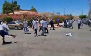 Guardia Nacional resguarda Consejo Municipal Electoral en Sonora