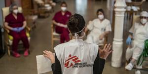 La junta suspende la actividad de Médicos Sin Fronteras en una ciudad Birmania
