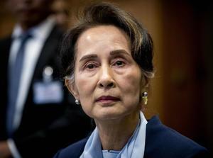 La junta birmania denuncia por varios delitos de corrupción a Suu Kyi