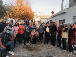 'Morena ya es una mafia peor que el PRI': militante en San Buenaventura