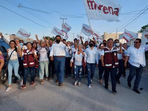 Recibe Roberto Piña la constancia de mayoría en Frontera