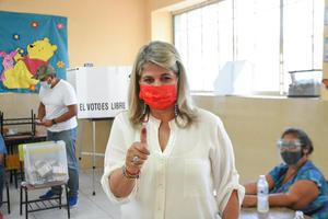En veremos si Gladys regresa a presidenciaen San Buenaventura