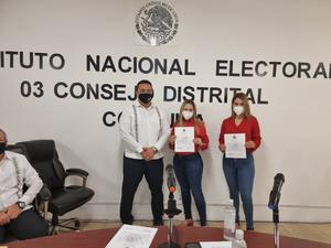 Cristina Amezcua es diputada federal electa por el distrito 03