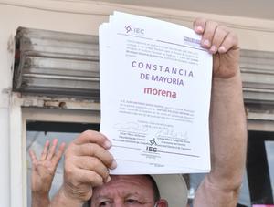 Regresará alcalde electo de Castaños como regidor de Salud