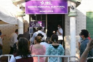 Informa IEC regidores de minoría para Monclova