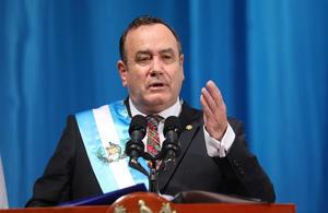 Giammattei pide a Nicaragua a cesar persecución y liberar a opositores