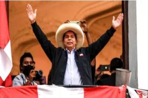 Nicaragua saluda a Pedro Castillo como 'presidente electo' de Perú