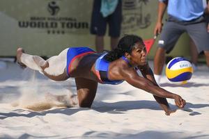 Cubanas buscarán cupo a Tokio 2020 en Preolímpico de voleibol playa en México