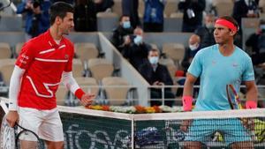 Nadal y Djokovic a la final del Roland Garros