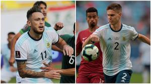 Sin Foyth ni Ocampos Argentina confirma los 28 jugadores para la Copa América